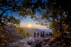 Pha Diao Dai View Point is located in Khao Yai National Park is the first national park in Thailand, which covers 4 provinces, namely Nakhon Nayok Province, Prachin Buri Province, Saraburi Province and Nakhon Ratchasima Province